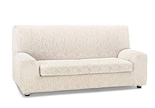 Martina Home Funda de sofá, Crudo, Dúplex 3 Plazas
