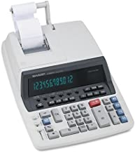 Sharp QS-2770H Two-Color Commercial Ribbon Printing Calculator photo