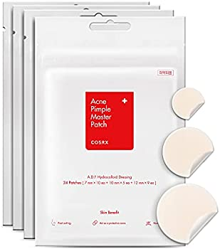 96-Count Cosrx Absorbing Hydrocolloid Acne Pimple Patch