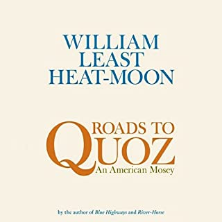 Roads to Quoz audiobook cover art