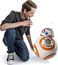 Star Wars Hero Droid BB-8 Fully Interactive Droid 17.8 Tall