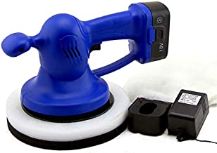XtremepowerUS 18v Portable Orbital Cordless Buffer Polisher
