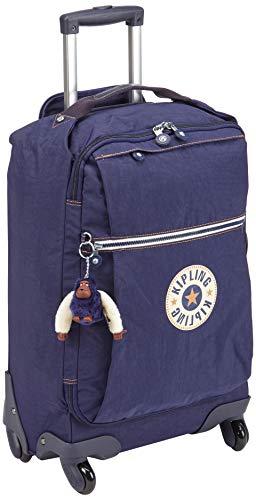 Kipling DARCEY Equipaje de mano, 55 cm, 30 liters, Azul (Active Blue Bl)
