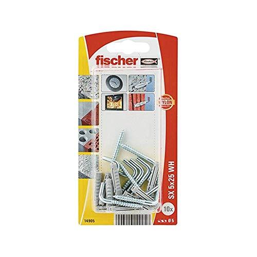fischer 014905 taco de nylon
