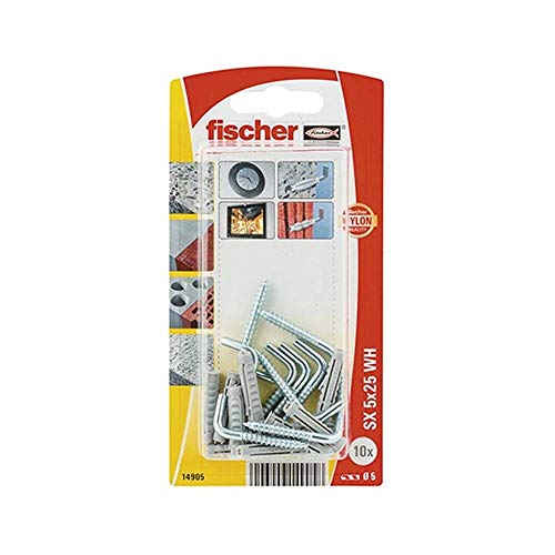 FISCHER 014905 - Blister taco nylon SX 5x25 AK