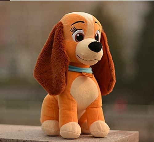 Juguete De Peluche De Perro De Dibujos Animados, Juguetes Blandos De Animales Kawaii, Muñeco De Peluche, para Niños, Cumpleaños,, 30 Cm