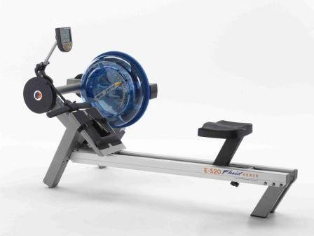 First Degree Rudergerät Fluid Rower E520 inkl. Polar T34, 8686