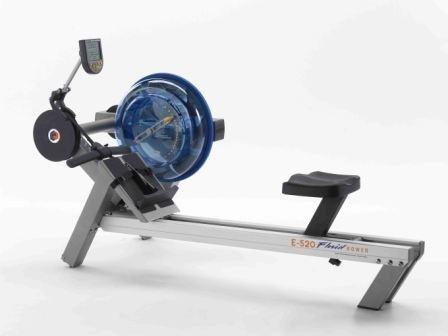 First Degree timone dispositivo Fluid Rower E520con Polar T34, 8686