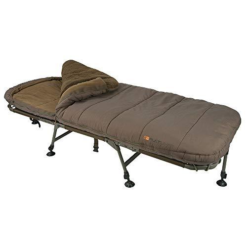 Fox Flatliner 6 Leg 5-Season Sleep System Bedchair Angelliege mit Schlafsack