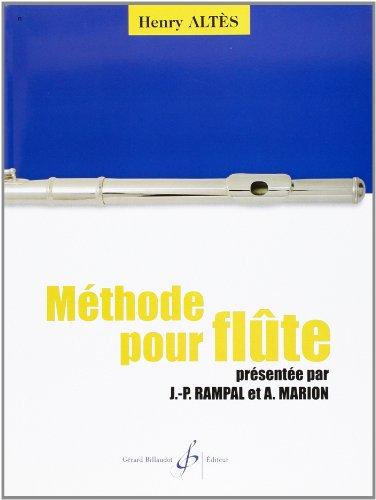 Methode pour Flûte
