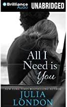 All I Need Is You (Over the Edge) (CD-Audio) - Common