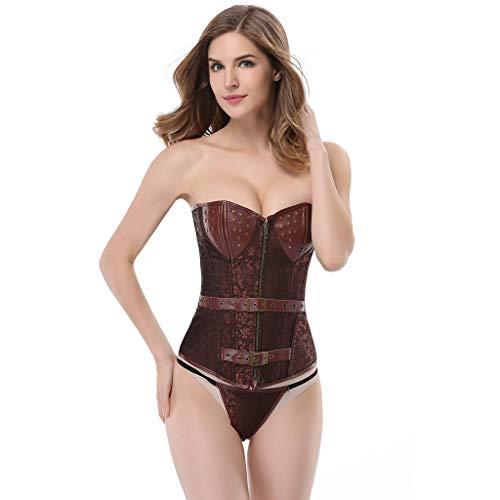 KIMODO Body de Mujer Pantalones para modelar Control Estómago Delgado Corsé Shapeware Body Sculpting sin Costuras Shapewear Modeladora Bodysuit
