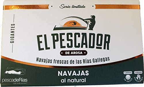 Coltelli di crostacei giganti naturali El Pescador de Arosa