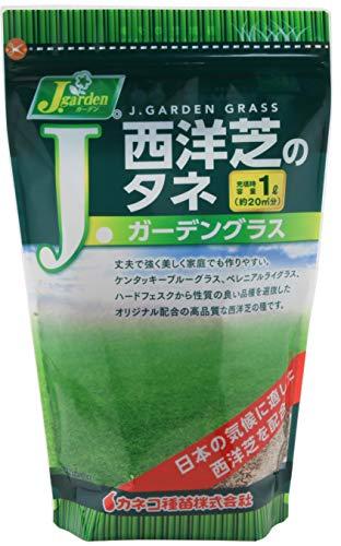 カネコ種苗 西洋芝のタネ_503_J.ガーデングラス_1L CLB013