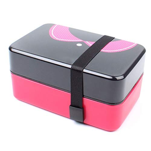 Jixi Bento Box Student Bowl Catering Creatieve Geschenken Lunch Doos Met Nylon Band Japanse Bento Doos Voor Studenten Office Worker