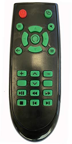 New Remote Control Replaced for Xbox One Media