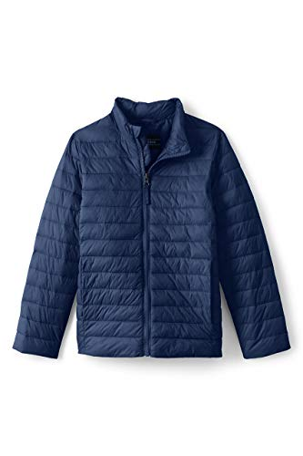 Lands' End Little Kids Insulated Down Alternative ThermoPlume Jacket