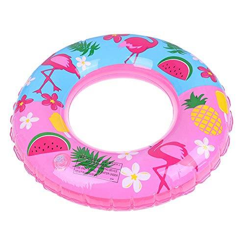 HIGHKAS Pool schwimmt für Erwachsene aufblasbare Poolspielzeuge aufblasbar für Kinder/Erwachsene Kreis Kinder Schwimmring Pool schwimmt für Kinder aufblasbarer Ring
