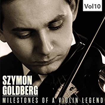 Milestones of a Violin Legend, Vol. 10