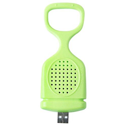 Gosear Anti-Moustique Électrique Portatif USB Moustique Répulsif Anti-Moustique pour Bureau à Domicile Voyage en Plein Air Vert