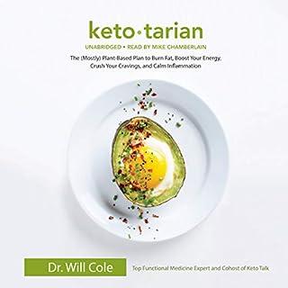 Ketotarian audiobook cover art