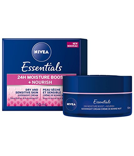 NIVEA Nourishing Night Care, 50mL