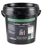 PFIFF Grasso-zoccoli con Olio di alloro, 1000 ml - Nero, 500 ml