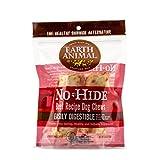 """Earth Animal No-Hide Beef Chews 4"""" 2pk"""