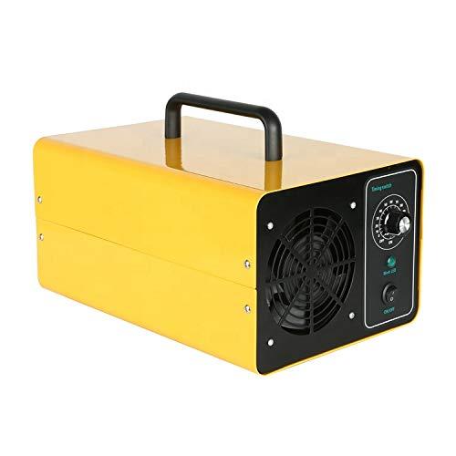 Generador de ozono portatil | Propiedades desinfectantes | Sin residuos | Desinfecta el aire de virus y bacterias | 30 g/h|300W