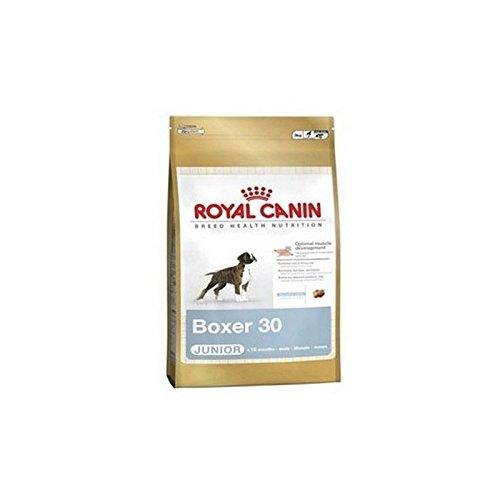 Royal Canin Welpen / Junior Komplette Hundefutter Für Boxer (12Kg) (Packung mit 4)