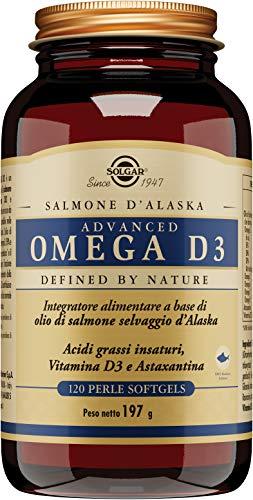 Solgar Advanced Omega D3 - 180 g
