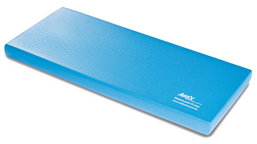 Airex Balance Pad XL - Colchoneta de Entrenamiento para Gimnasia, Color Azul, Talla 98 x 41 x 6 cm