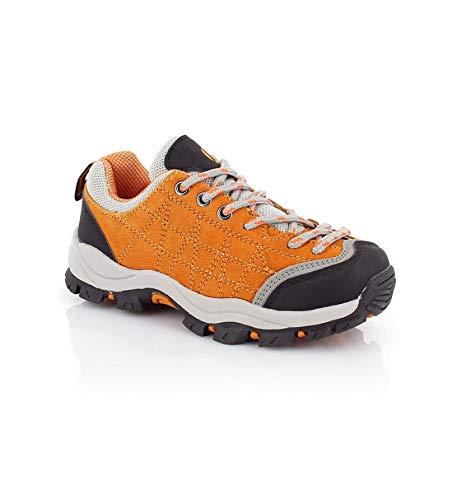 KIMBERFEEL GESSI, Zapatillas para Caminar, Naranja, 36 EU