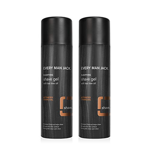 Every Man Jack Activated Charcoal 2021 model Shave Soften - We OFFer at cheap prices and for Men Gel