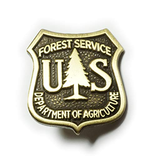 us forest service patch - 7