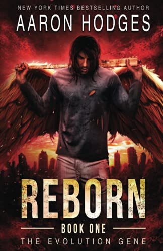 Compare Textbook Prices for Reborn: A Science Fiction Thriller The Evolution Gene  ISBN 9781991018007 by Hodges, Aaron