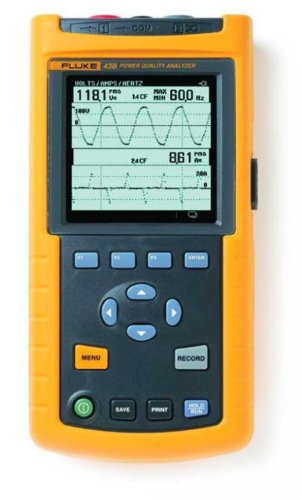 Fluke 43B/003 Power Quality Analyzer