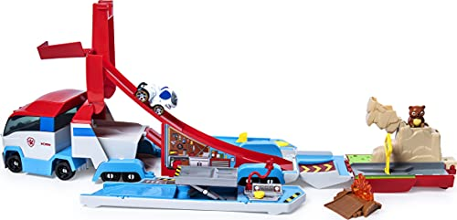 PAW PATROL - Paw DCT Diecast Launch N Hauler UPCX GML, Multicolor (Spin Master...