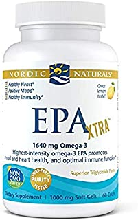 Nordic Naturals - EPA Xtra, Promotes Mood and Heart Health, and Optimal Immune Function