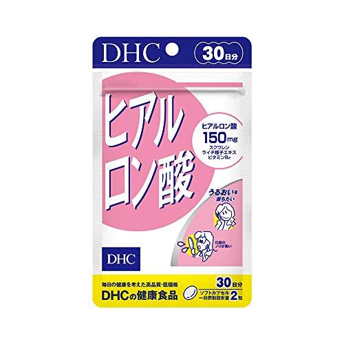 DHC DHC DHC ヒアルロン酸 30日分 袋60粒