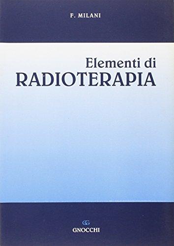Elementi di radioterapia