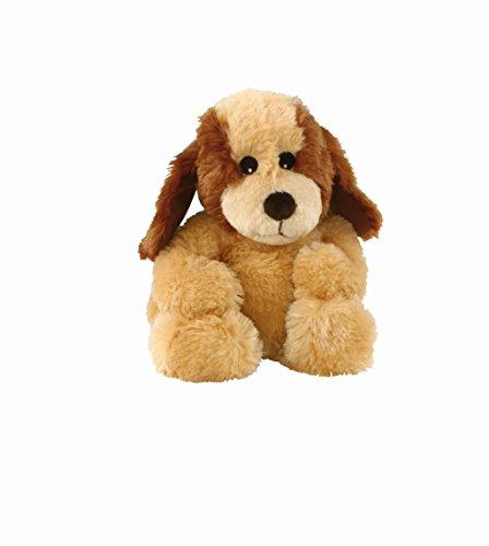 Habibi Plush Hund sitzend Wärmekuscheltier