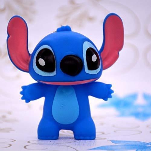 Boufery Mini Figura de acción de Lilo Stitch, Juguetes de...