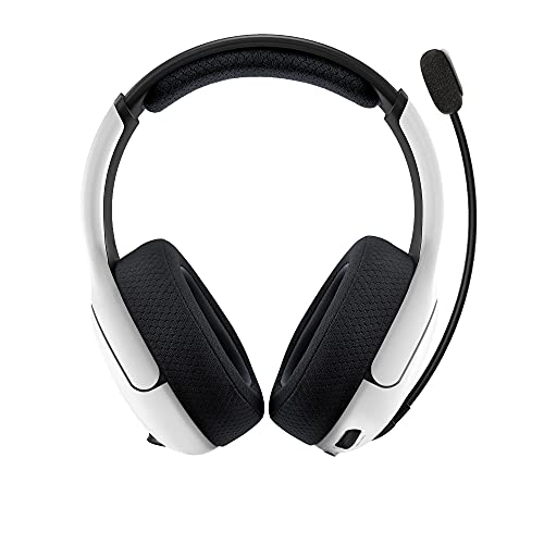 PDP Gaming LVL50 Wireless Stereo Gaming Headset: White - Xbox Series X S, Xbox One, Xbox, 049-016-NA-WH - Xbox Series X