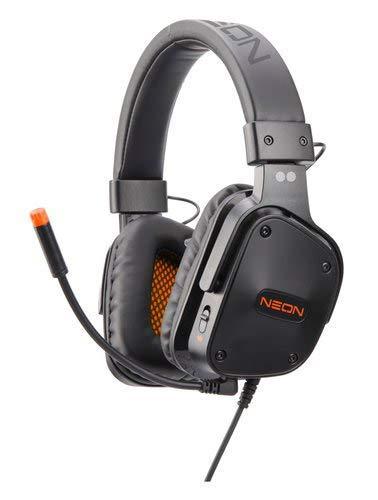 Neon Cuffie Gaming Multi  Two dots  Piattaforma Speaker HD 40Mm con Quick Control per Volume e Microfono - PlayStation 4