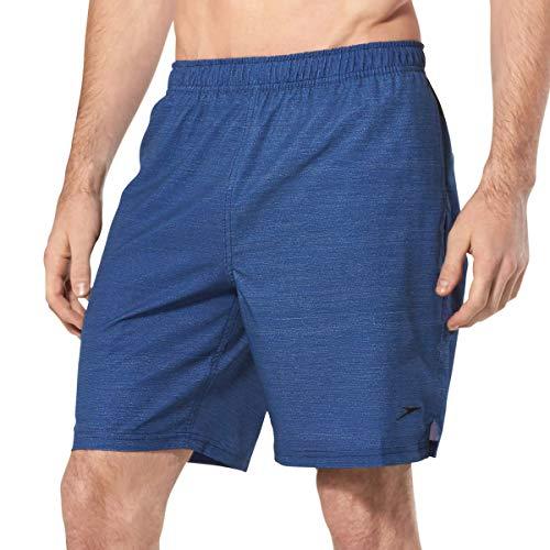 Speedo Men's Volley Swim Shorts (Insignia Blue, Medium)