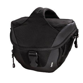 Hama Sysbag Schultertasche Schwarz - Kamerataschen/-Koffer (Schultertasche, Universal, Schwarz)