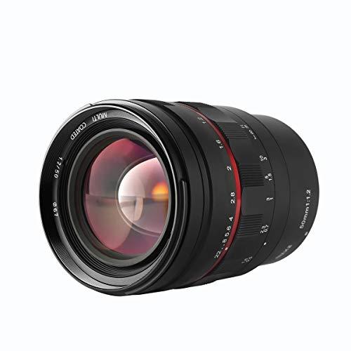 Meike 50 mm F1.2 Vollbild-Objektiv mit großer Blende für Portrait-Fotografie, Nikon Z