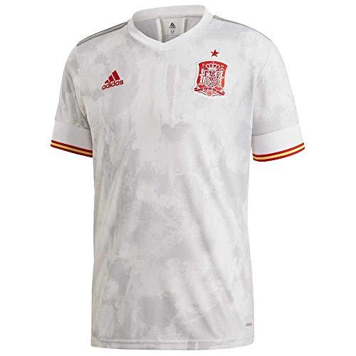 Adidas - SPAIN FEF Temporada 2021/22, Camiseta, Segunda Equipación, Equipación de Juego, Hombre