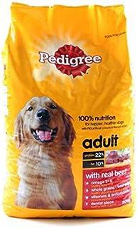 Pedigree Beef Flavour Meaty Bites, Dry Dog Food, 20kg,  Adult, Small/Medium/Large